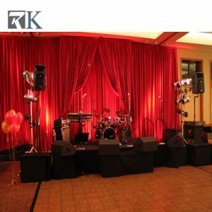 Stand Backdrop Pipe and Drape Kits Fabric Wedding Tent pictures & photos