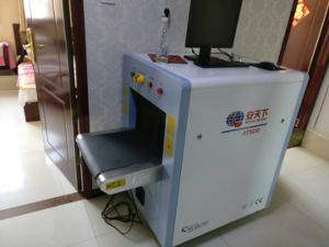 X Ray Introscope Machine X Ray Baggage Scanner - Direct Manufacturer pictures & photos