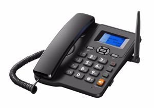 Manufacturer GSM Phone, Table SIM Card GSM Desktop Phone pictures & photos
