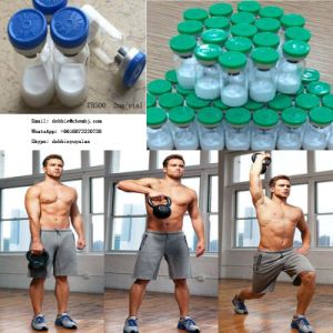 Tb500 Legit Peptides Male Enhancement Drug 2mg/Vial Freeze-Dried Powder 77591-33-4 pictures & photos