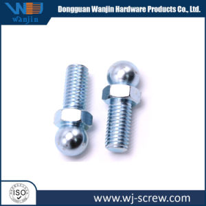 Zinc Plated Ball Head Hex Head Screw pictures & photos