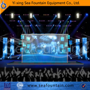 Colorful Musical Dancing Fountain Multimedia Water Screen Fountain pictures & photos