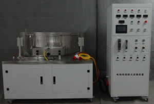 Line and Cable Fire Resistance Tester IEC60331 pictures & photos