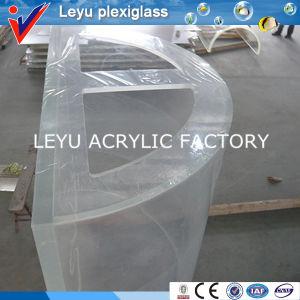 Custom Super Large Ecological Aesthetic Acrylic Aquarium pictures & photos