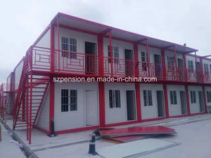 Mobile Prefabricated/Prefab House for Construstion Area pictures & photos