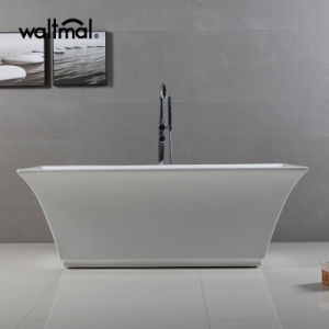 Upc America Standard Soaking Pedestal Freestanding Bath Tub pictures & photos