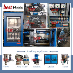 Large Output Household Plastic Storage Box Injection Moulding Making Machine pictures & photos