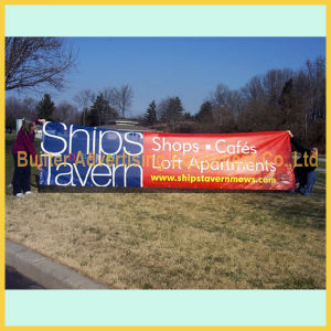 Hot Sale Christmas Pole Banners pictures & photos