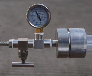 Split Type Atmosphere Vacuum Tube Furnace for Scientific Research Equipment pictures & photos