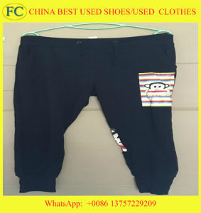 Very Grade AAA Summer Used Clothes in Bales for African Market (FCD-002) pictures & photos