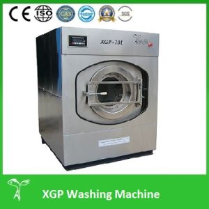 Stainless Steel Automatic Washing Machine Hotel Use pictures & photos