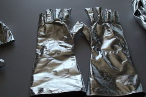 Resist Heat Protective Aluminum Foil Fireman Suit for Fire Fighting pictures & photos