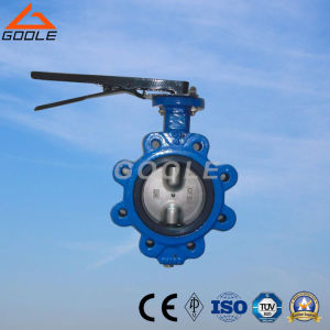 Manual Lug Type Soft Seal Butterfly Valve (GALD71X) pictures & photos