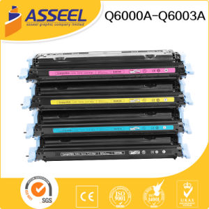 New Compatible Toner Cartridge Q6000A Series for HP 1600 pictures & photos