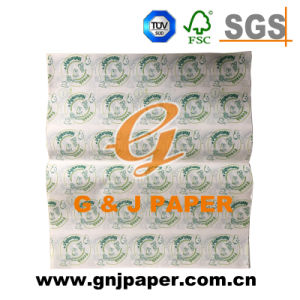 30-50GSM Grease Proof Printed Paper with Custom Images pictures & photos