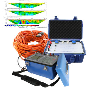 Duk-2A Multi-Electrode Resistivity Survey Instrument, Resistivity Testing, Resistivity Imaging and Tomograph for Ground Water Detector pictures & photos