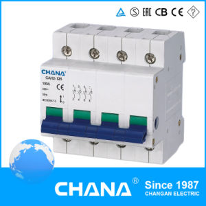 Cah2-125 4p Main Switch Isolation Switch pictures & photos
