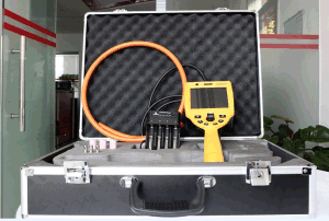 6.0mm Portable Industry Endoscope with 4-Way Tip Articulation, 1.5m Testing Cable pictures & photos