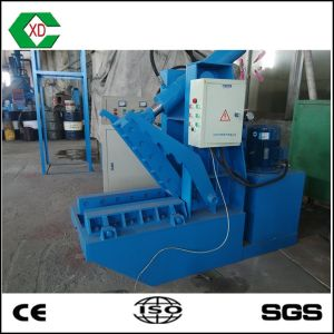 Hydraulic Scrap Tire Cutter pictures & photos