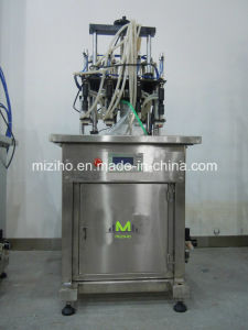 Automatic Perfume Bottle Filling Machine for Making Perfume Line pictures & photos