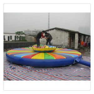 Funny Interactive Sport Games Inflatable Wrestling Bouncer Battle Zone pictures & photos