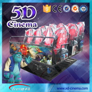 5D 7D 9d 12D Cinema for Sale pictures & photos