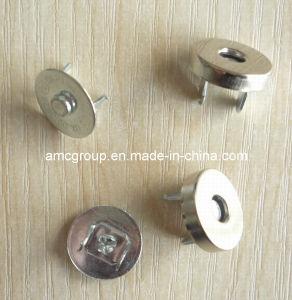 Decorative Metal Magnetic Snap Button pictures & photos