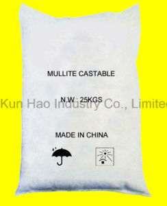 Refractory Light Weight Castables for Industry Furnace pictures & photos