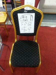 Big Sale! Banquet Chair FOB 9 Dollar!