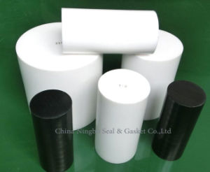 100% Virgin Pure PTFE Teflon Rod pictures & photos