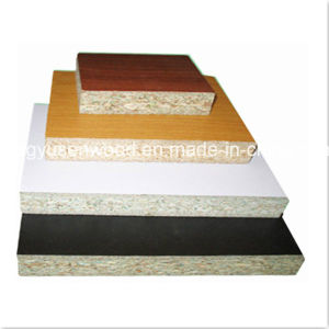 Waterproof Melamine Chipboard / Melamine Particle Board for Furniture pictures & photos