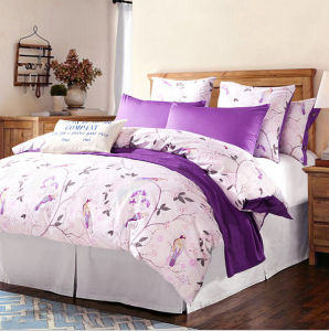 Reactive Print American Style Bedding Sheet pictures & photos