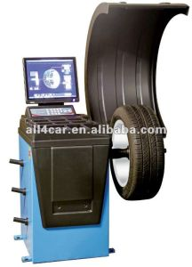 Wheel Balancer with LCD (AAE-B180) pictures & photos