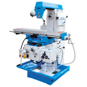 Universal Milling Machine Price X6128 Horizontal Milling Machine pictures & photos