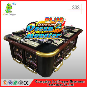 Ocean King 2plus Gambling Fishing/Fish Hunter Slot Game Machine pictures & photos