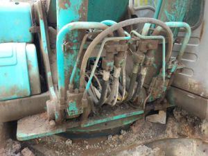 Used Excavator Kobelco Sk 350-6e for Sale pictures & photos