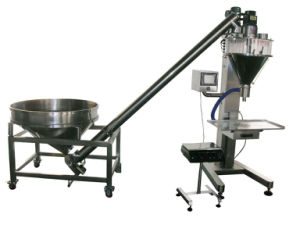 Talcum Powder Filling and Packing Machine (XFF-B) pictures & photos