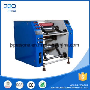 Stretch Food Wrapping Film Slitting Rewinding Machines pictures & photos