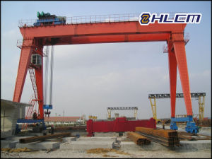General Gantry Crane (HLCM-15) with SGS pictures & photos