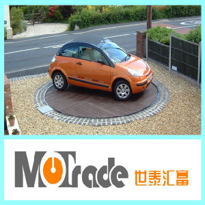 High Quality Portable Car Turn Table pictures & photos