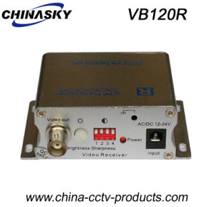 One Channel Cat5 Active CCTV UTP Video Balun (VB120R) pictures & photos