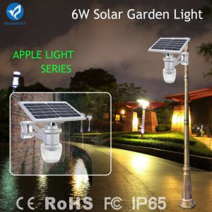 6W Outdoor Light Garden Solar Light with Solar Panel pictures & photos