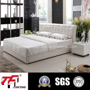 Latest Good Desgin Leather Bed 8839