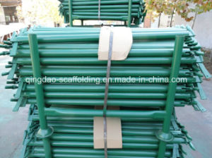 Steel Kwikstage Scaffolding for Construction pictures & photos