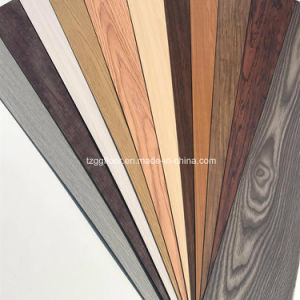 Factory Direct Sale PVC Wood Floor Dry Backing Vinyl Plank Flooring pictures & photos
