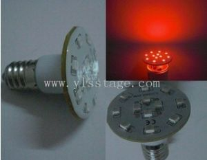 LED Amusement Lamp E14/E10 Red