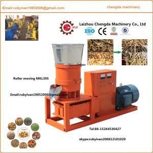 Flat Die Wood Pellet Machine on Sale for Europe pictures & photos