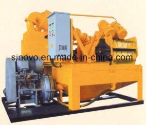 desanding plant mud cleaner SD-200 desander pictures & photos