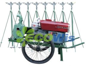 Agriculture Self-Propelled Moving Irrigation System (HT7046) pictures & photos