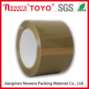 Crystal Clear Sticky Packaging Tape Manufacturers pictures & photos